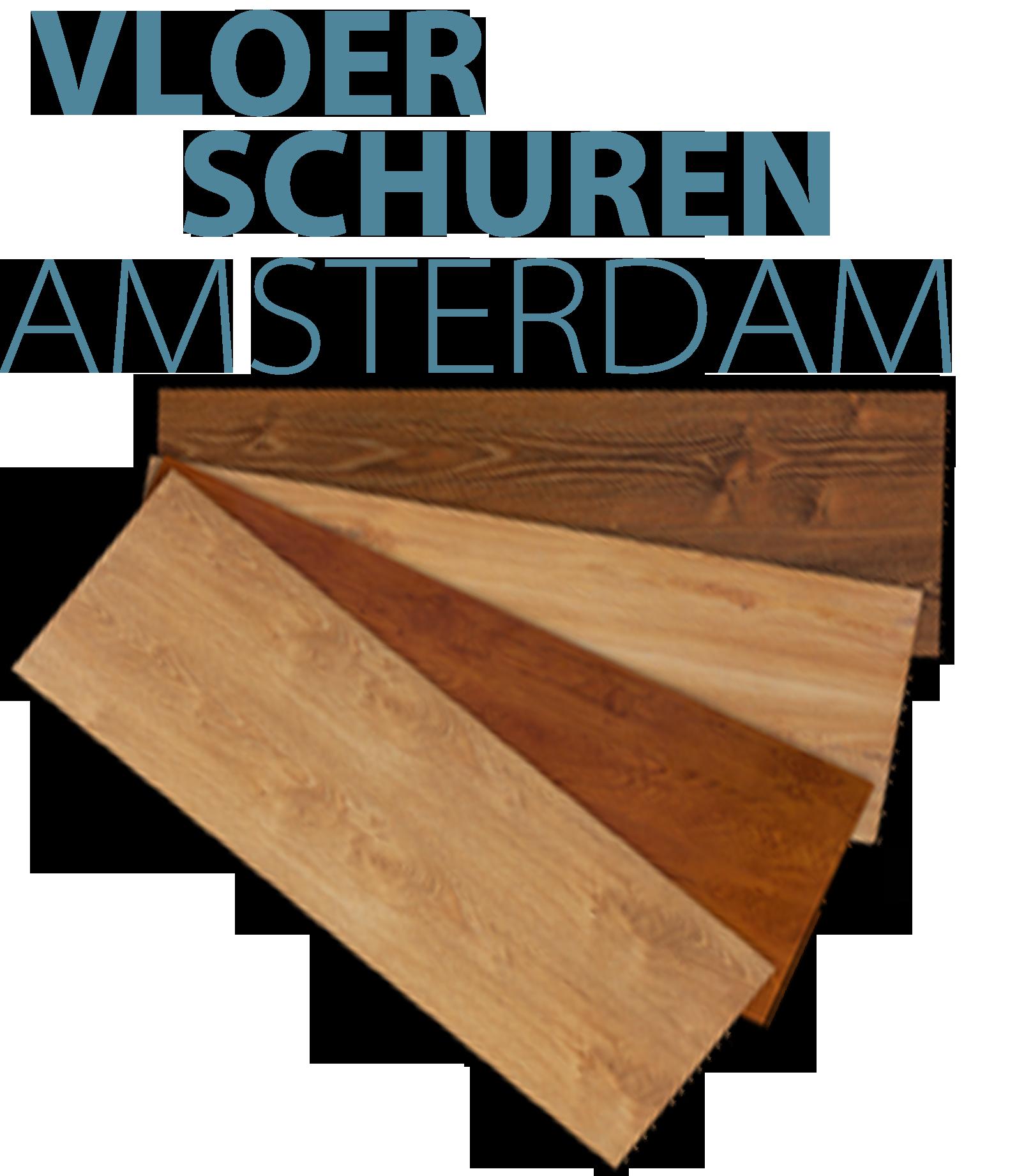 Vloer schuren Amsterdam